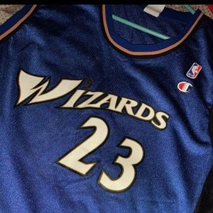 Michael jordan Wizards Jersey